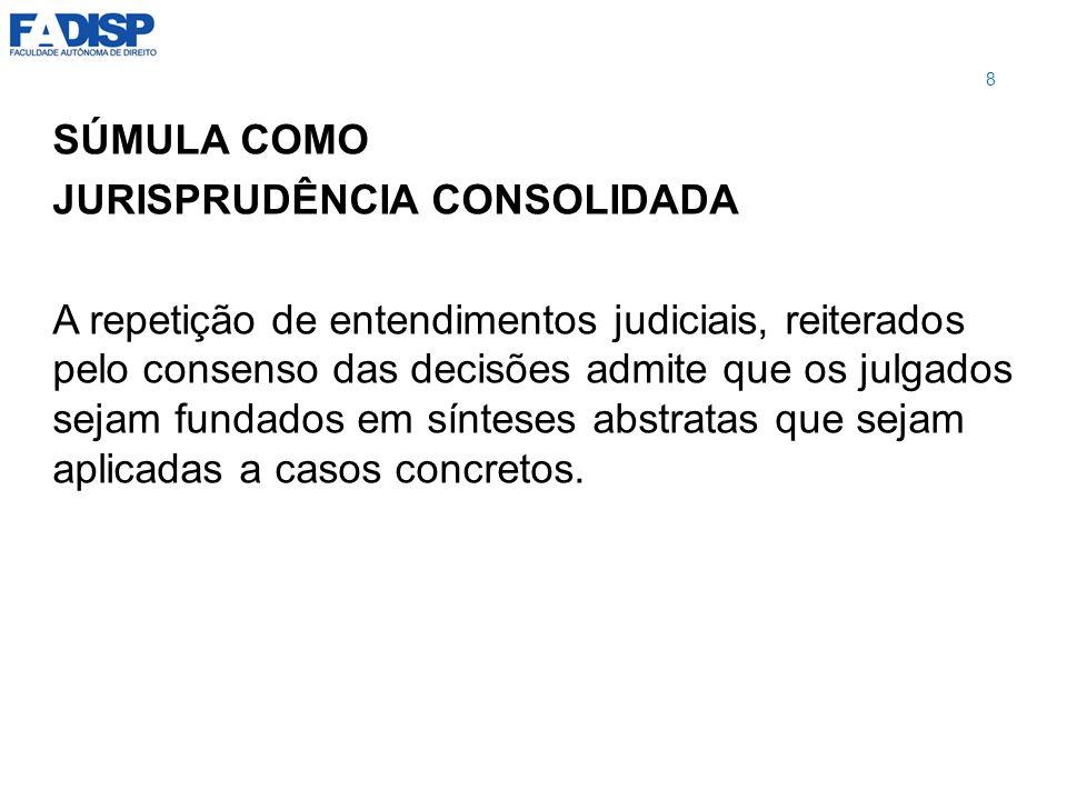 SÚMULA VINCULANTE PREVISÃO LEGAL CONSTITUCIONAL EC n.