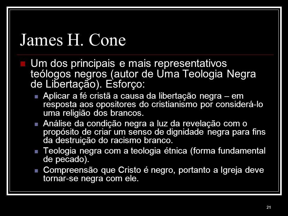 21 James H.