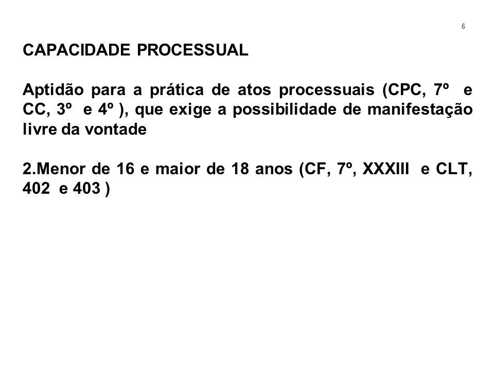 DENUNCIAÇÃO DA LIDE CPC, art. 70 Faz referência à obrigatoriedade da denunciação da lide. 47