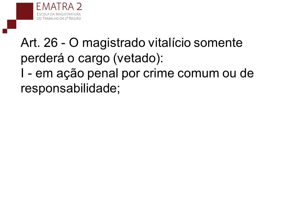 CAPÍTULO II Das Penalidades Art.