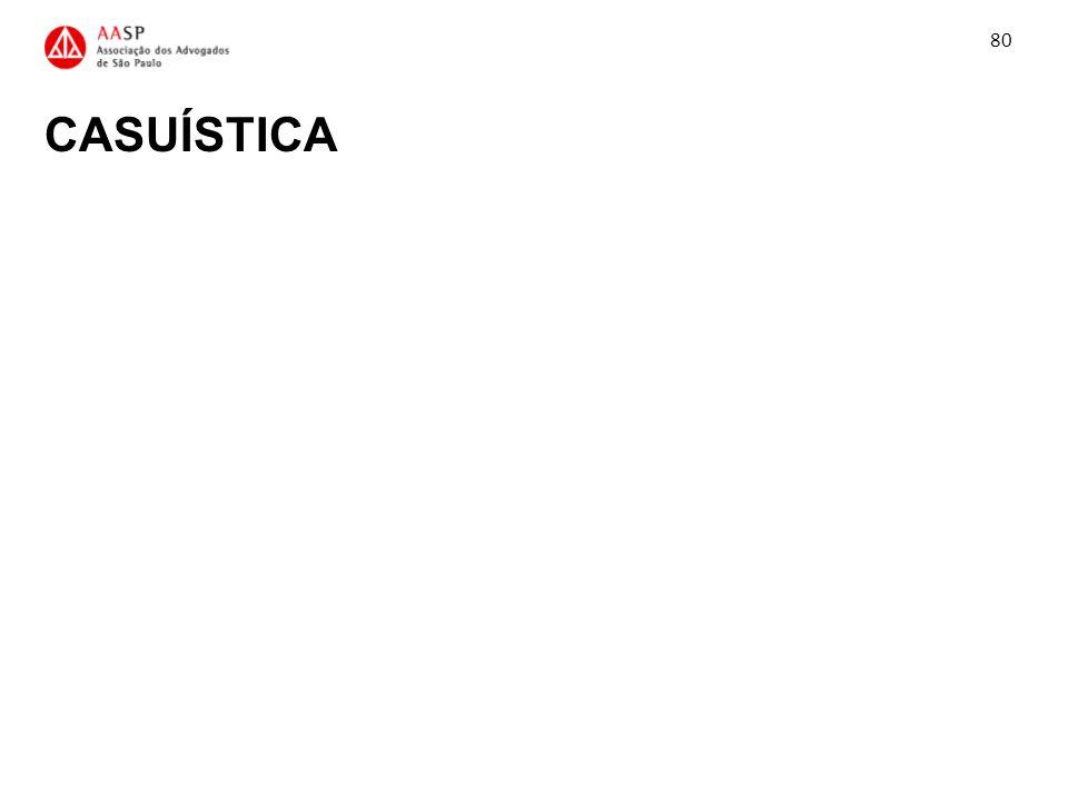CASUÍSTICA 80