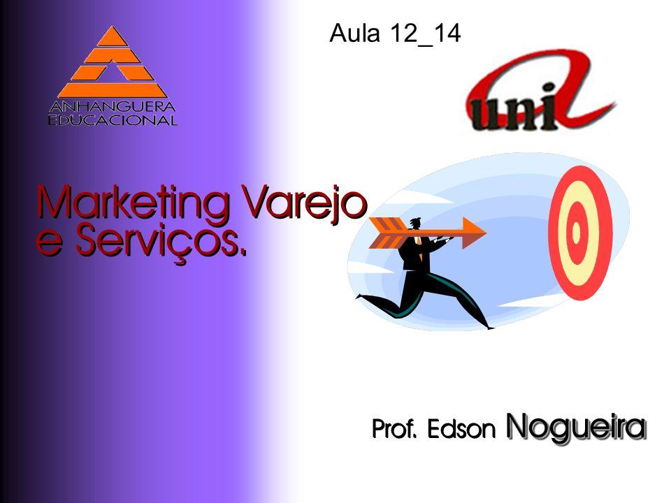Prof. Edson Nogueira 2 Posicionamento da oferta ao mercado por meio do ciclo de vida do produto