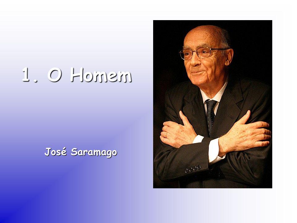 José Saramago Filho e neto de camponeses pobres e sem grande estudos.Filho e neto de camponeses pobres e sem grande estudos.