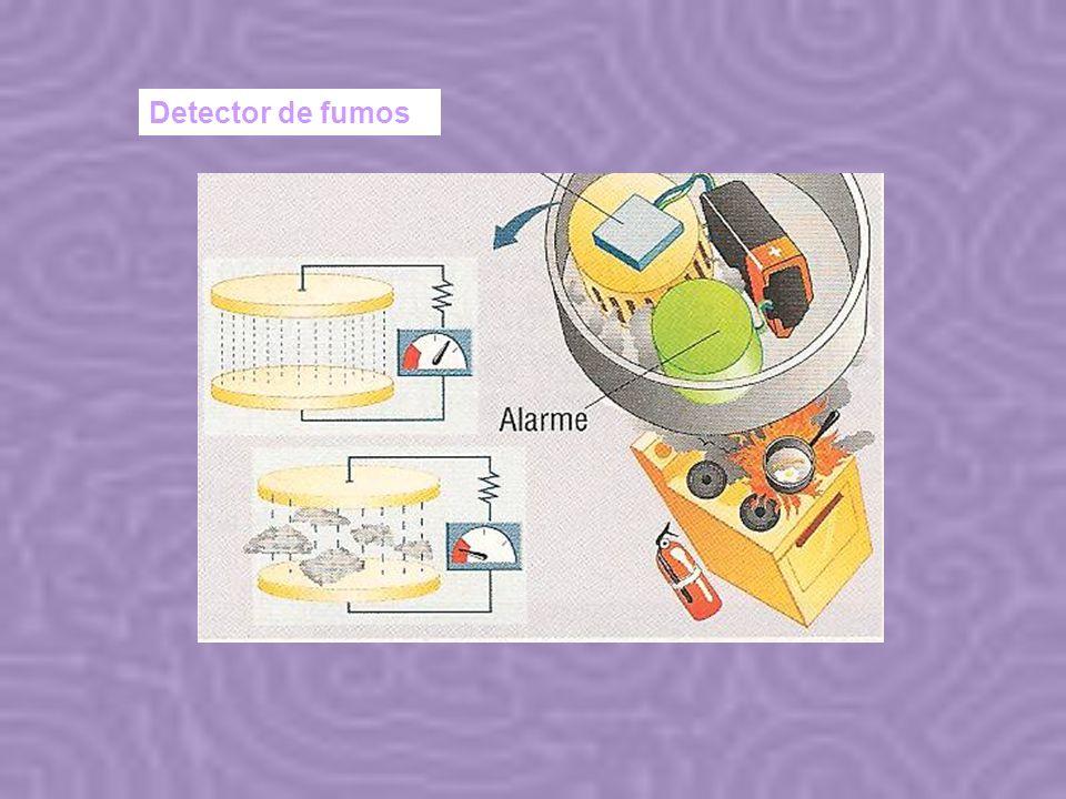 Detector de fumos