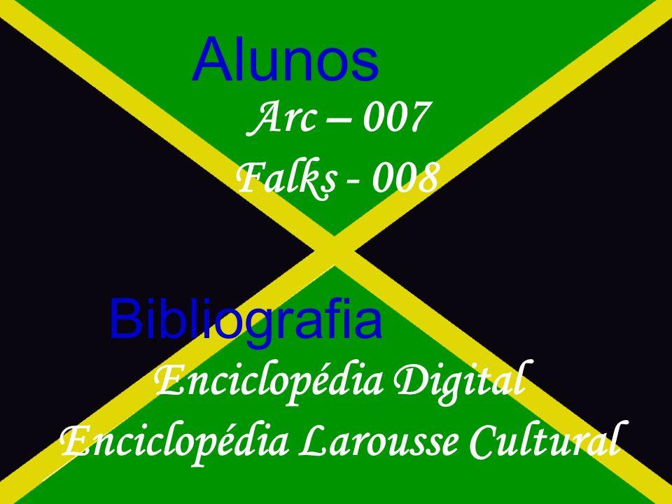 Arc – 007 Falks - 008 Alunos Bibliografia Enciclopédia Digital Enciclopédia Larousse Cultural