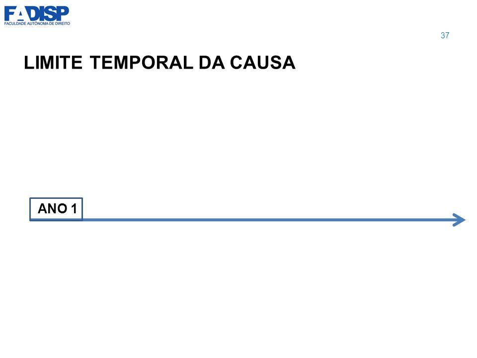 LIMITE TEMPORAL DA CAUSA ANO 1 37