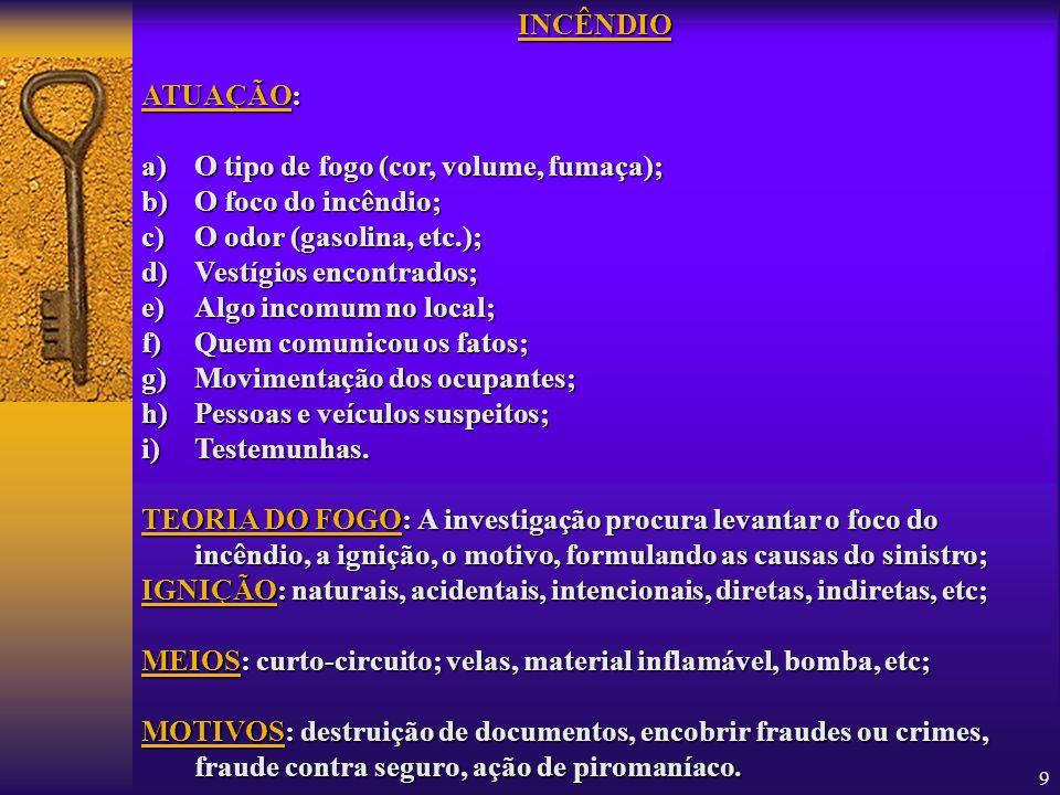 10 PREVENÇÃO OSOS PRÉDIOS (PÚBLICOS ou PARTICULARES) DEVEM CONTAR COM INSTRUMENTOS EFICAZES PARA O GERENCIAMENTO DA SEGURANÇA PESSOAL E PATRIMONIAL; ACHEFIA DEVE DESIGNAR EQUIPE PARA DEFINIR TÉCNICAS NO CASO DE EMERGÊNCIAS E CRISES : - PECULIARIDADES FÍSICAS E FUNCIONAIS DO IMÓVEL; - LEVANTAMENTO DAS NECESSIDADES; - ESTABELECE NÍVEIS DE PROTEÇÃO; - ELABORAÇÃO DE PLANO DE SEGURANÇA.