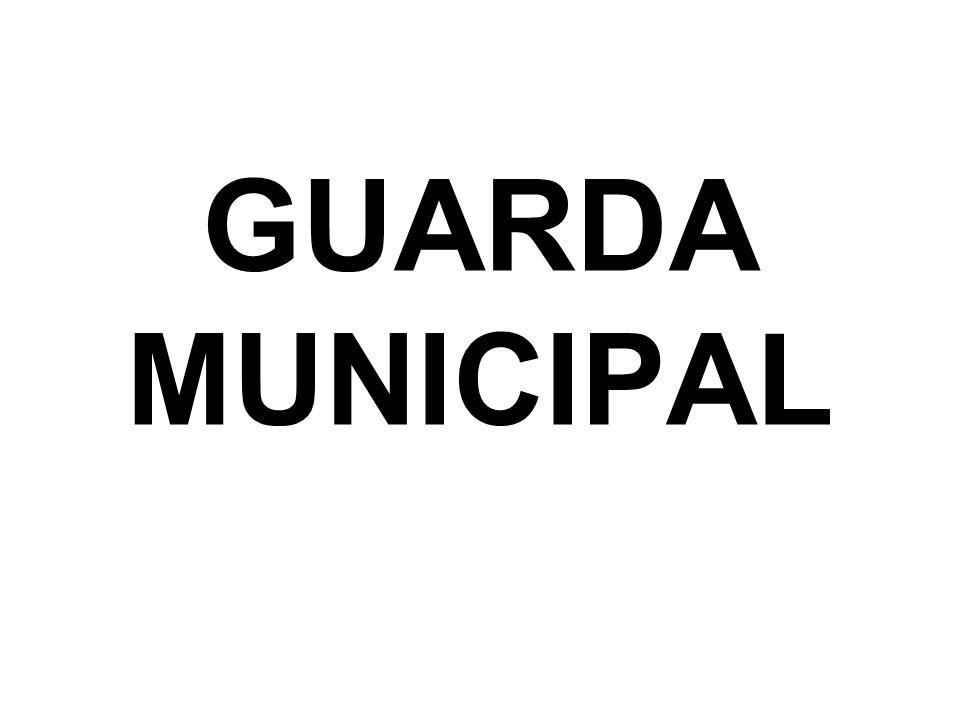MISSÃO CONSTITUCIONAL Par 8º do Art 144 da CF: Os Municípios poderão constituir GM destinadas à proteção de seus bens, serviços e instalações, conforme dispuser a lei.