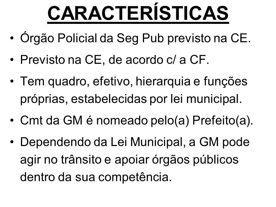 GM DE CAMPINAS A Guarda Municipal de Campinas foi criada pela Lei Municipal nº 6.497 de 06 de junho de 1991.