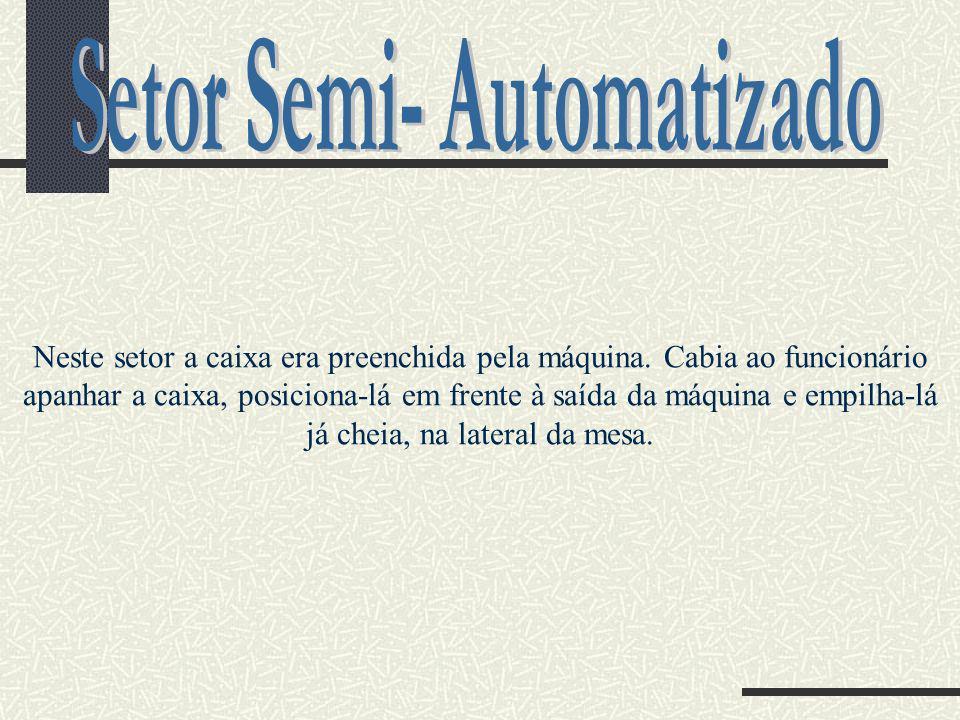 O objetivo deste estudo foi analisar a influência de automatização industrial sobre as amplitudes e freqüência de movimentos do punho em trabalhadores de uma empresa multinacional de material escolar.