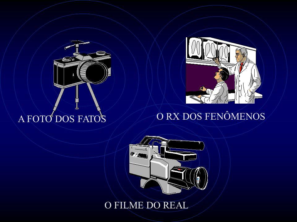 A FOTO DOS FATOS O FILME DO REAL O RX DOS FENÔMENOS