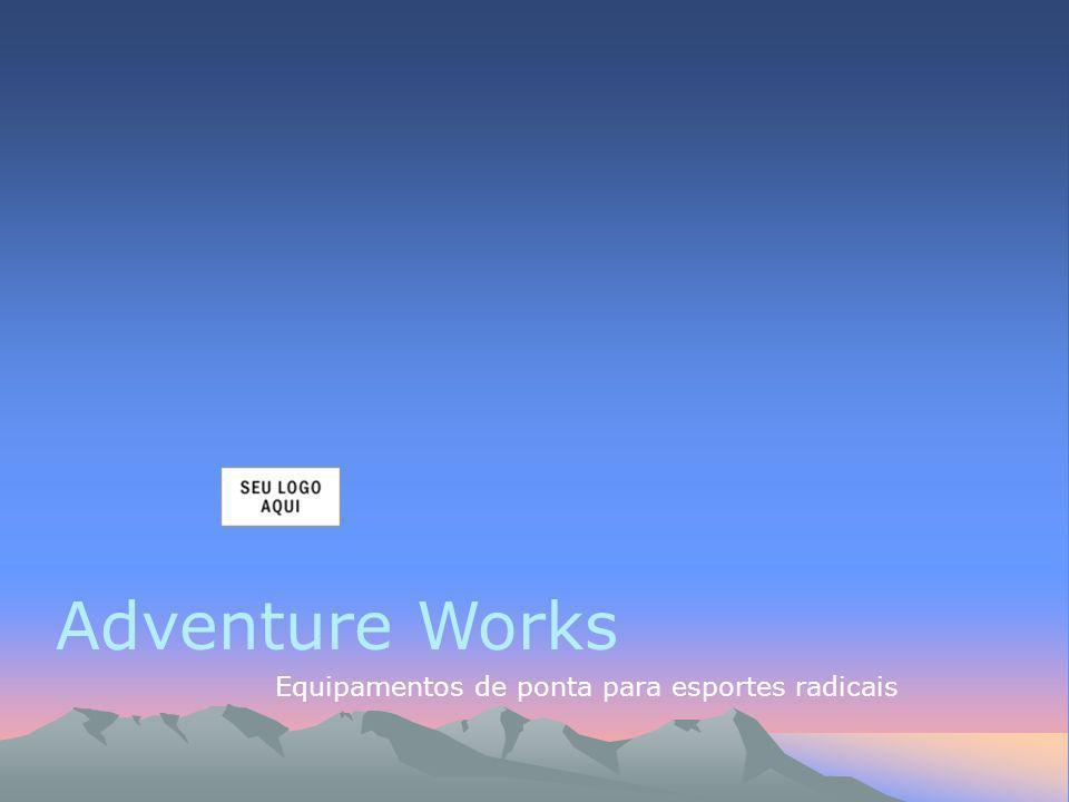 Adventure Works Equipamentos de ponta para esportes radicais