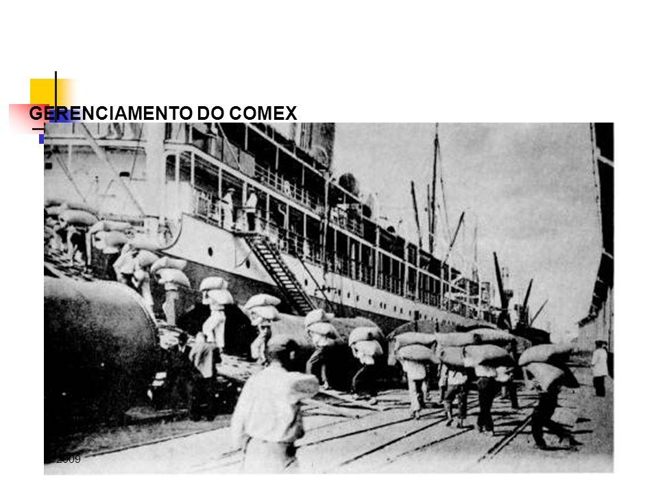 2 GERENCIAMENTO DO COMEX 2009