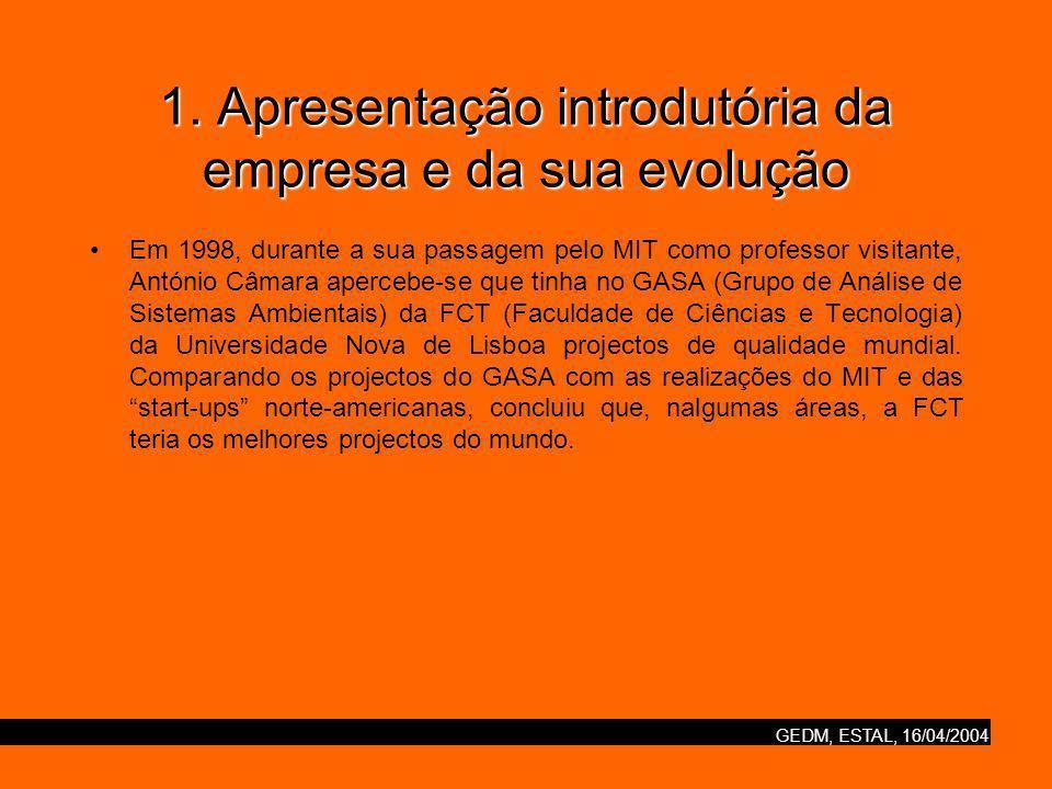 GEDM, ESTAL, 16/04/2004 1.