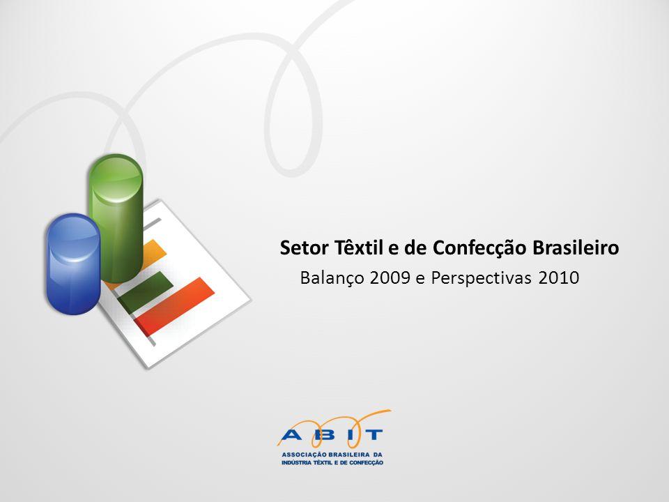 Setor Têxtil e de Confecção Brasileiro Balanço 2009 e Perspectivas 2010
