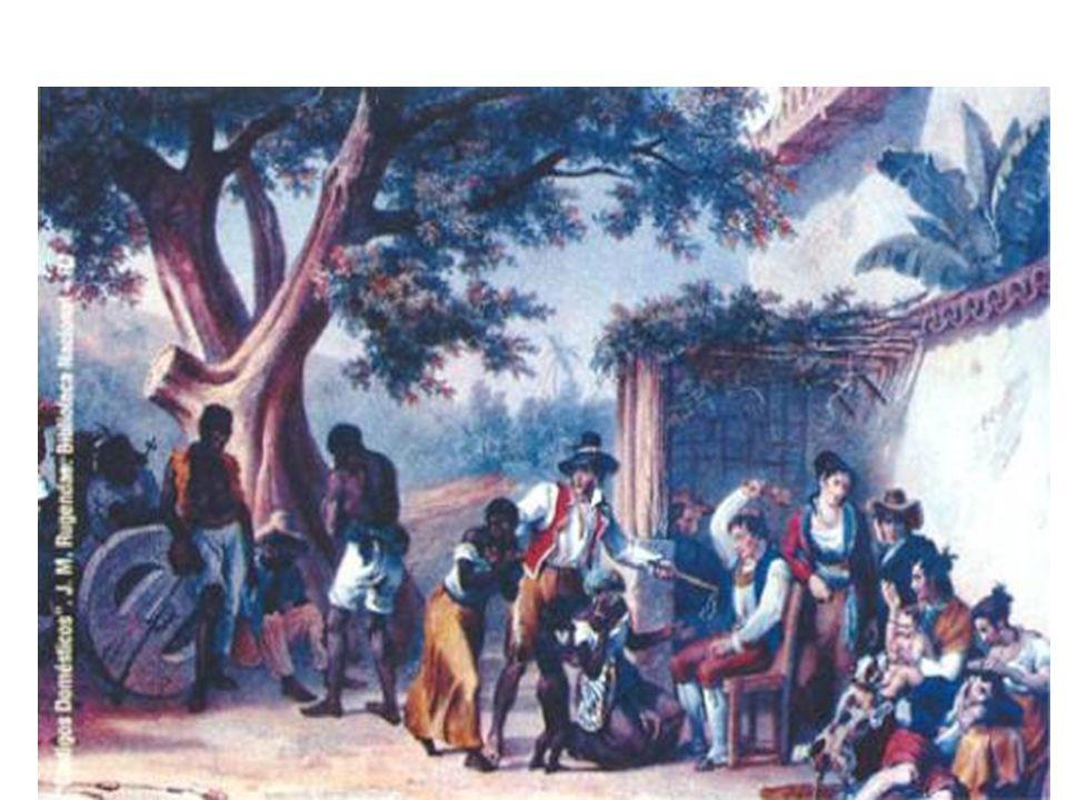 Os instrumentos usados na punição dos escravos eram não apenas para supliciá- Ios, mas também para causar-lhes humilhação.