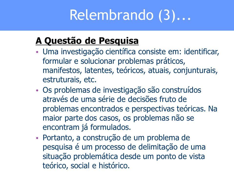 Relembrando (4)...