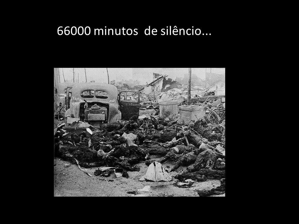 66000 minutos de silêncio...