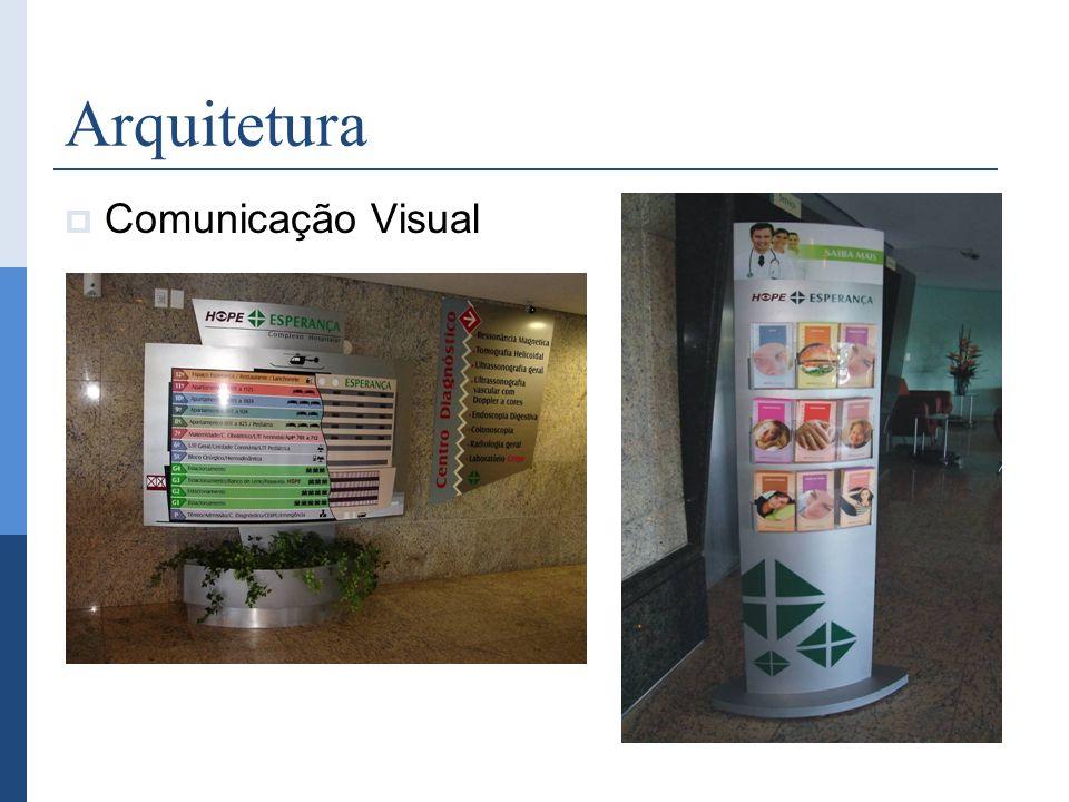 Arquitetura Comunicação Visual