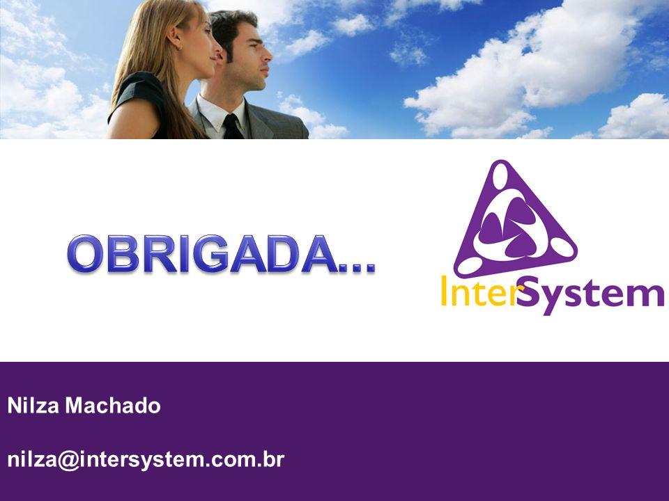 Nilza Machado nilza@intersystem.com.br