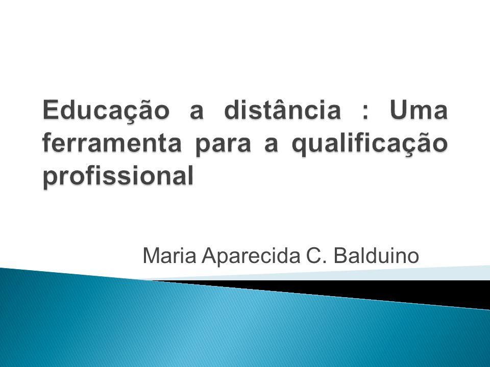 Maria Aparecida C. Balduino