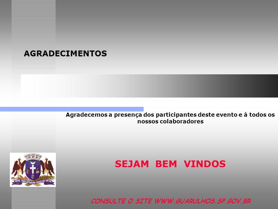 COMÉRCIO EXTERIOR Guarulhos é um importante pólo de atração de investimentos de capitais nacionais e estrangeiros e impulsiona projetos voltados ao co