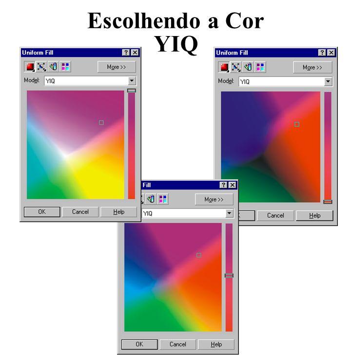 Escolhendo a Cor YIQ