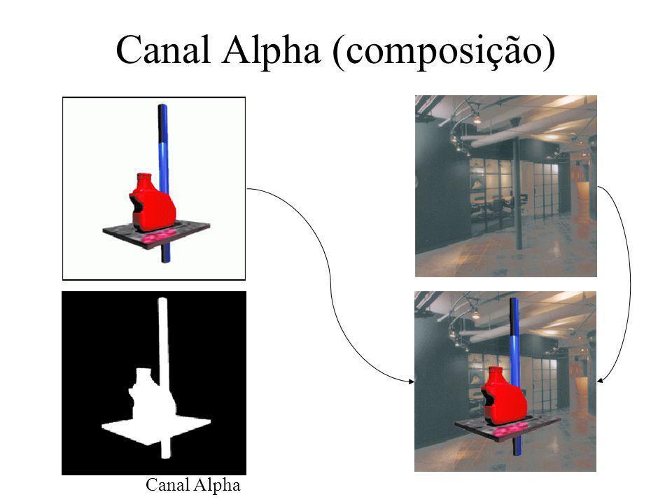 Canal Alpha (composição) Canal Alpha