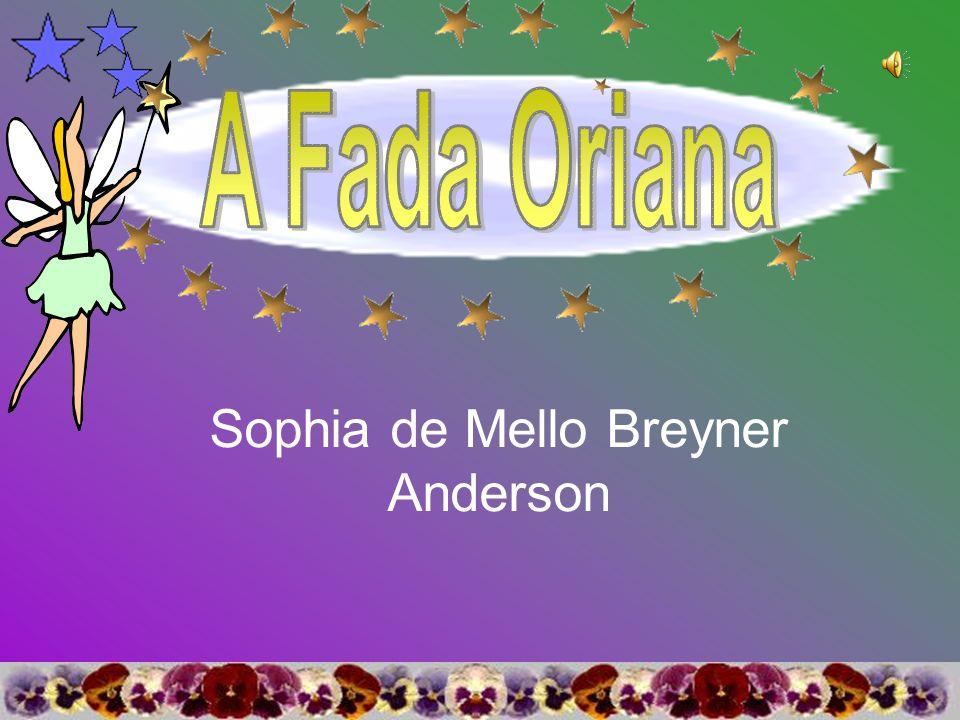 Sophia de Mello Breyner Anderson