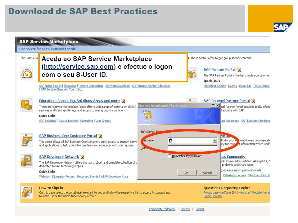 Download de SAP Best Practices Seleccione Education, Consulting, Solution Areas and more.
