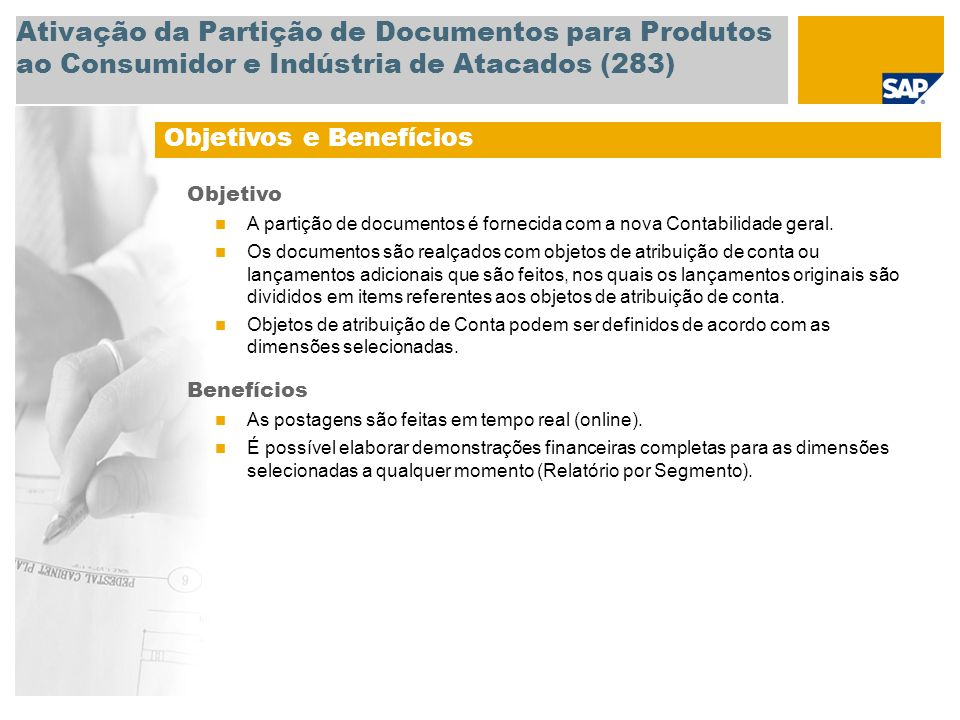 SAP Best Practices for Consumer Products and Wholesale Industries : Power Lists utilizadas Name of RoleSingle rolePOWER List descriptionAppl- IDType*Used in scenarionew with EhP4 Production Planner SAP_NBPR_PRODPLAN NER-S Maintain Production Orders (Homepage) KYKOP-OPS-PP- PRODUCTION-ORDER 151, 181 Maintain Planned Orders (Homepage) KYKOP-OPS-PP- PLANNED-ORDER 145, 146 Production Supervisor SAP_NBPR_PRODPLAN NER-M Maintain Confirmation KYKOP-OPS-PP- CONFIRMATION 151 Capacity Overview (Homepage)OPS-PRSP-POWL-CMO 146, 222 X List of ConfirmationsOPS-PRSP-POWL-CONF 151, 222 X Sales Orders with Delay Times (Homepage) OPS-PRSP-POWL- DELAY 147, 222 X Range-of-Coverage Overview (Homepage)OPS-PRSP-POWL-DSUP 149, 222 X WorklistOPS-PRSP-POWL-WL 145, 150, 222 X Purchaser SAP_NBPR_PURCHASE R-S Purchasing Documents OPS-BUYER-POWL- PURDOC-13 128, 130, 133, 134, 163, 155.72, 293, 295, 296, 299, 318, 322, 345, 346 X Create and Process Purchase Requisition MMPUR_UI_PR_APPs133X Purchasing Manager SAP_NBPR_PURCHASE R-M Release Purchase Order (Homepage) KYKOP-P2P-REL-PO 107, 114, 115, 129, 130, 133, 138, 163, 293, 295,299, 318