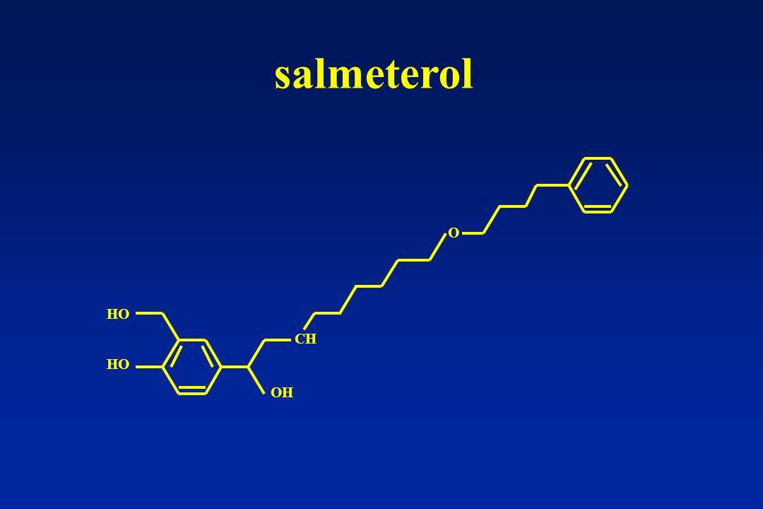 HO OH CH O salmeterol