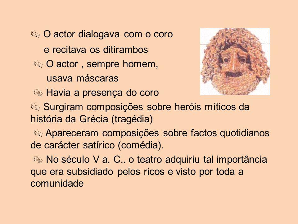 Antígona de Sófocles (representação)