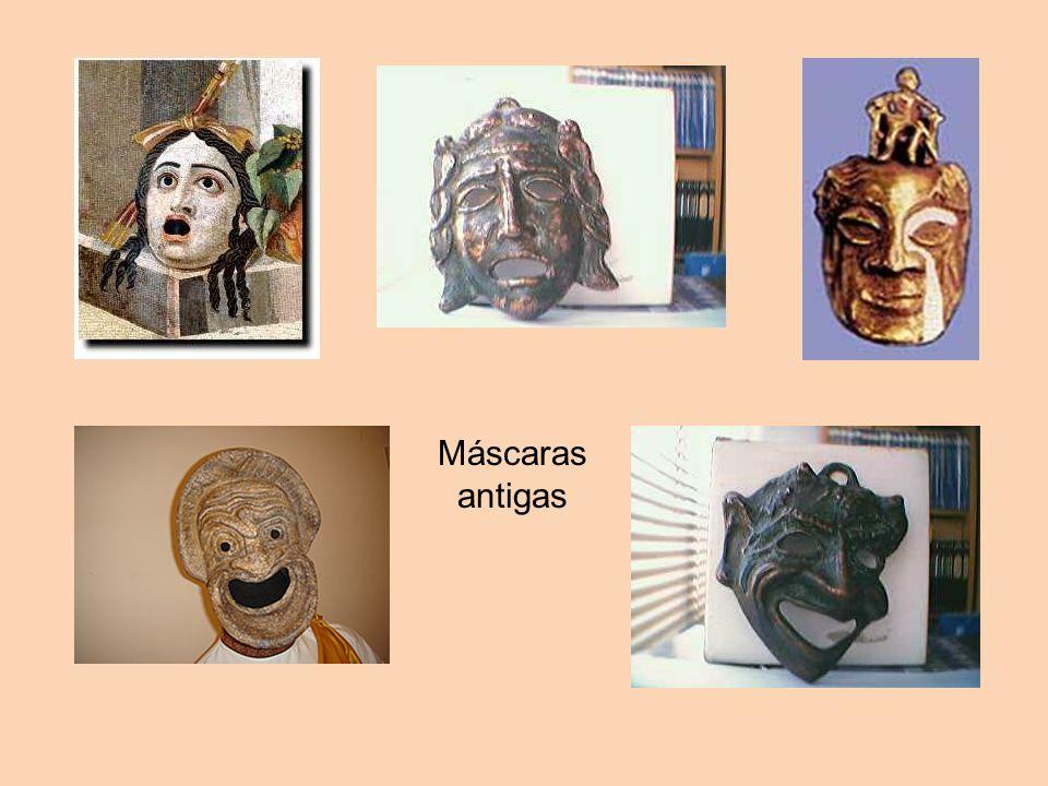 Máscaras antigas