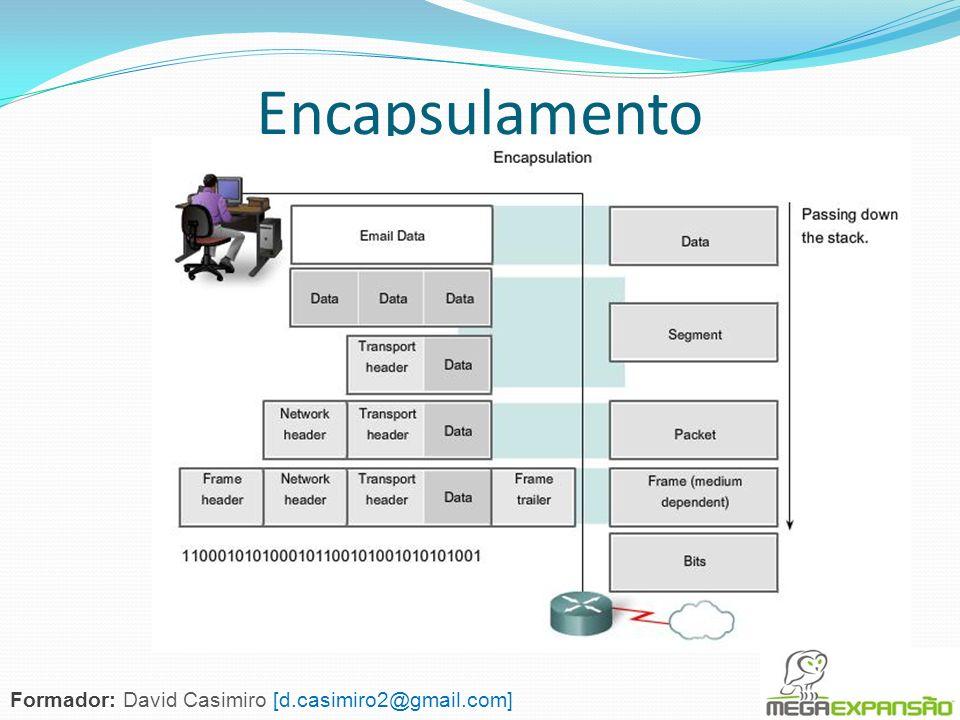 Encapsulamento Formador: David Casimiro [d.casimiro2@gmail.com]