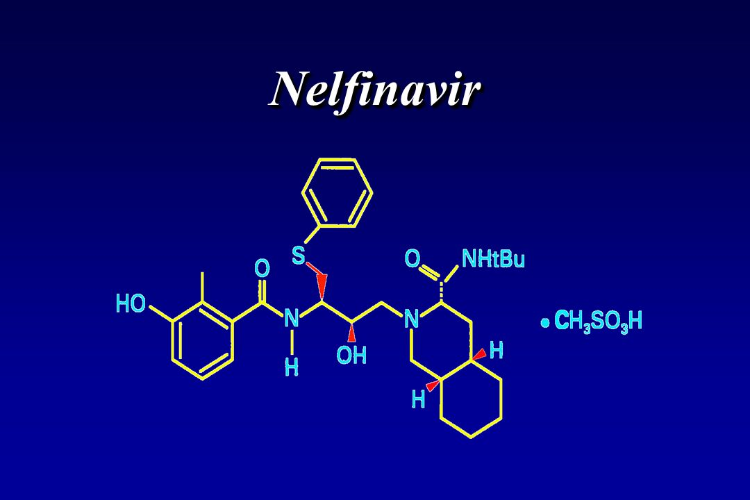 NelfinavirNelfinavir