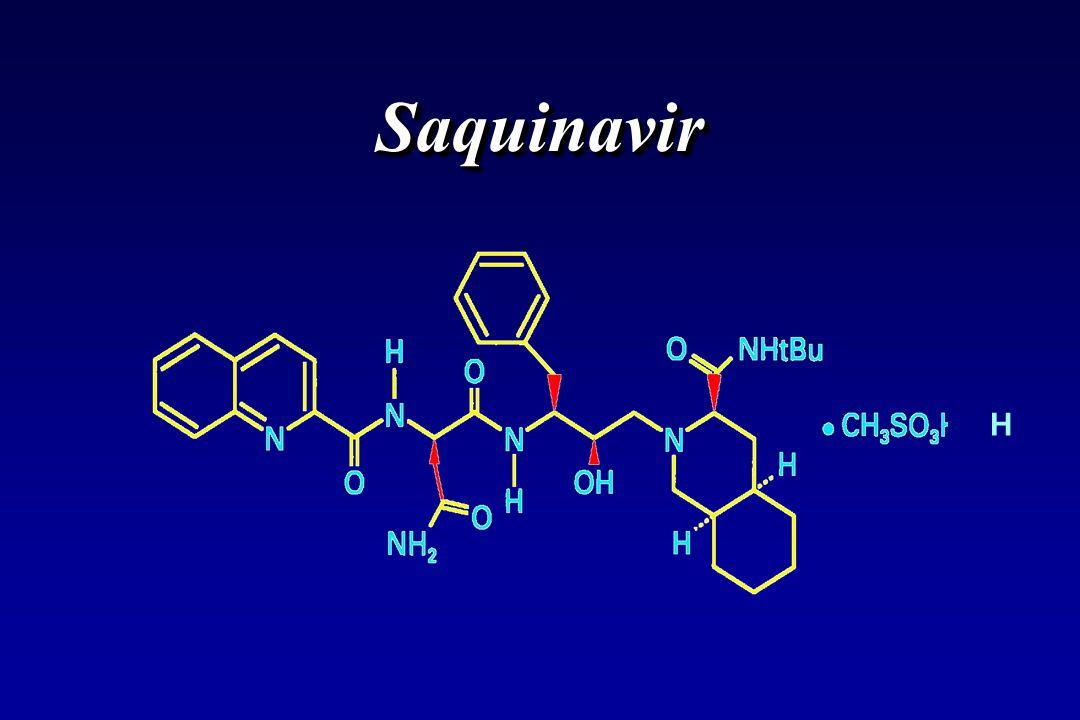 SaquinavirSaquinavir H
