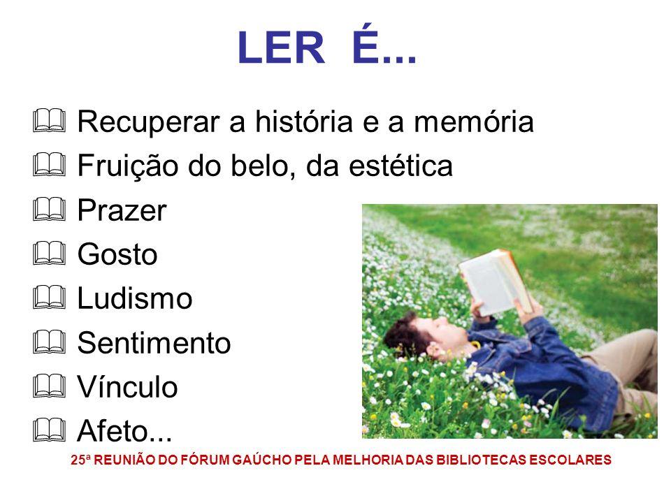 MEDIADORES DE LEITURA Mediatore (latim): aquele que medeia ou intervém.