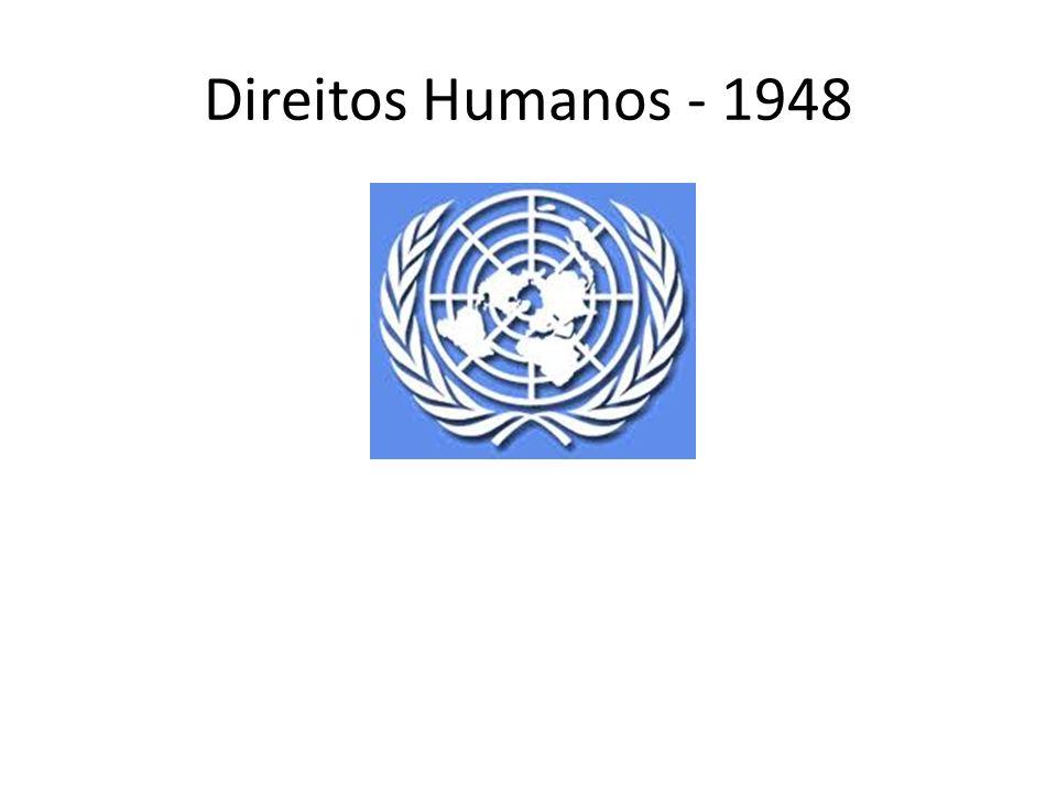 Direitos Humanos - 1948