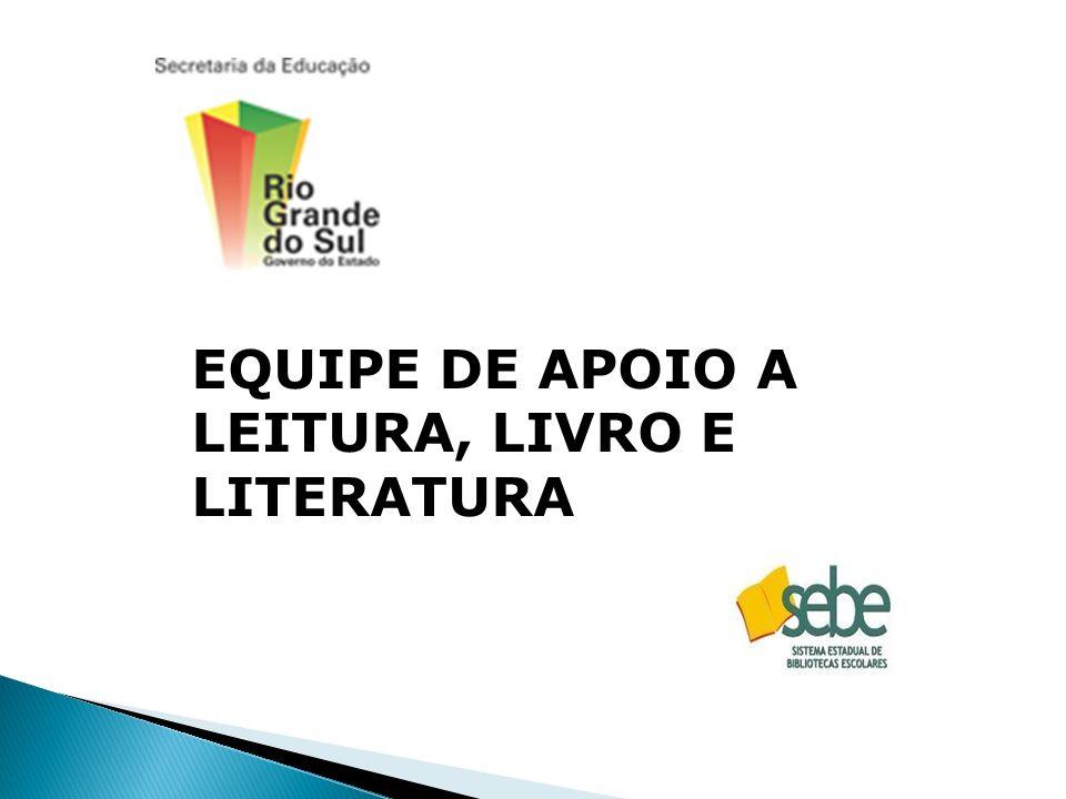 Qualificação e atualização do acervo bibliográfico Escolas atendidas em 2012 – 1000 escolas Total de investimento: R$ 2.267.000,00