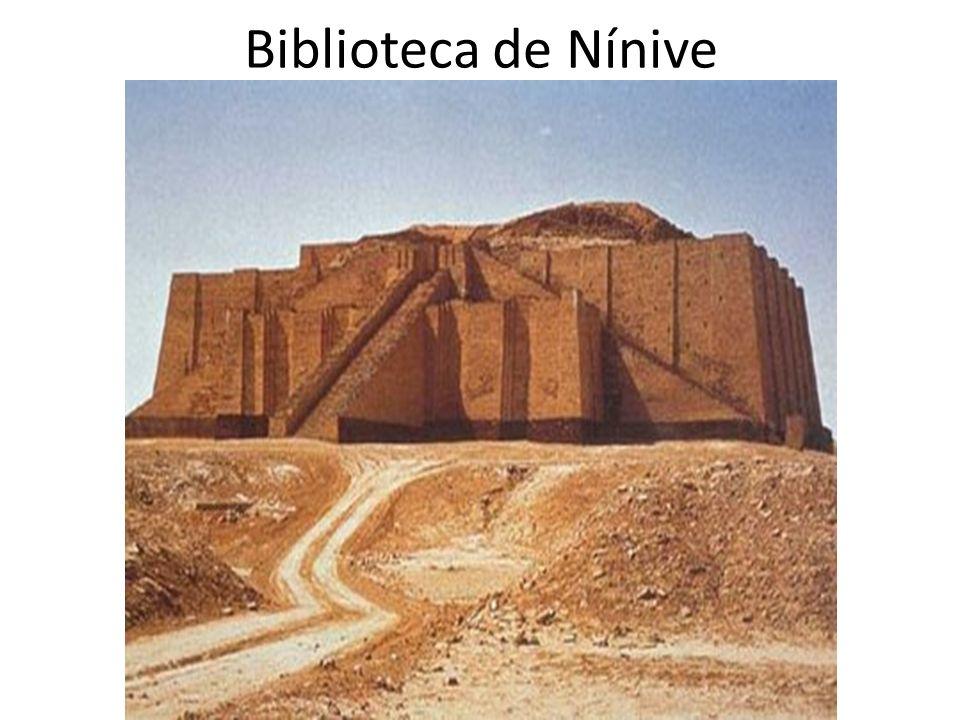 Biblioteca de Nínive