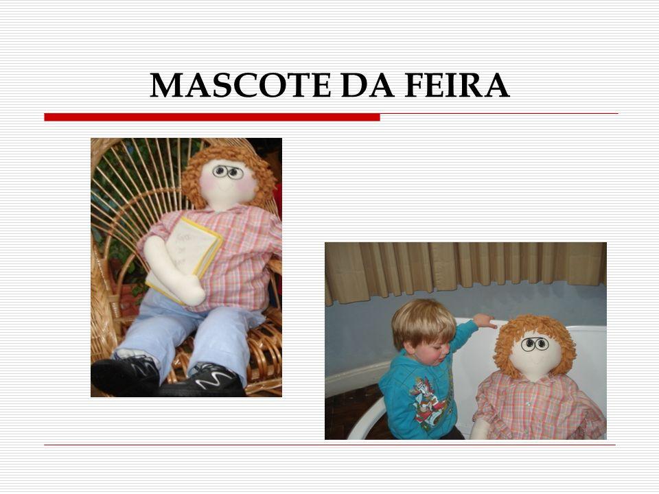 MASCOTE DA FEIRA