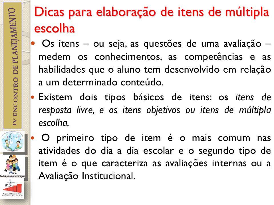 Texto-base É texto que motiva ou compõe a situação-problema apresentada no item.