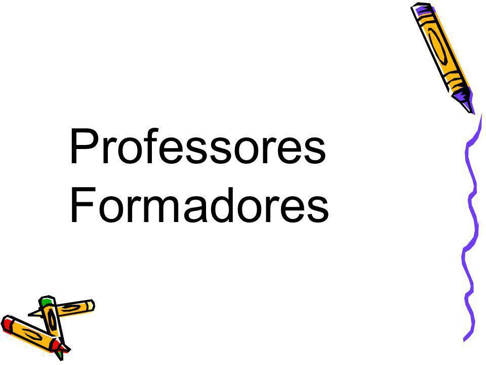 Professores Formadores