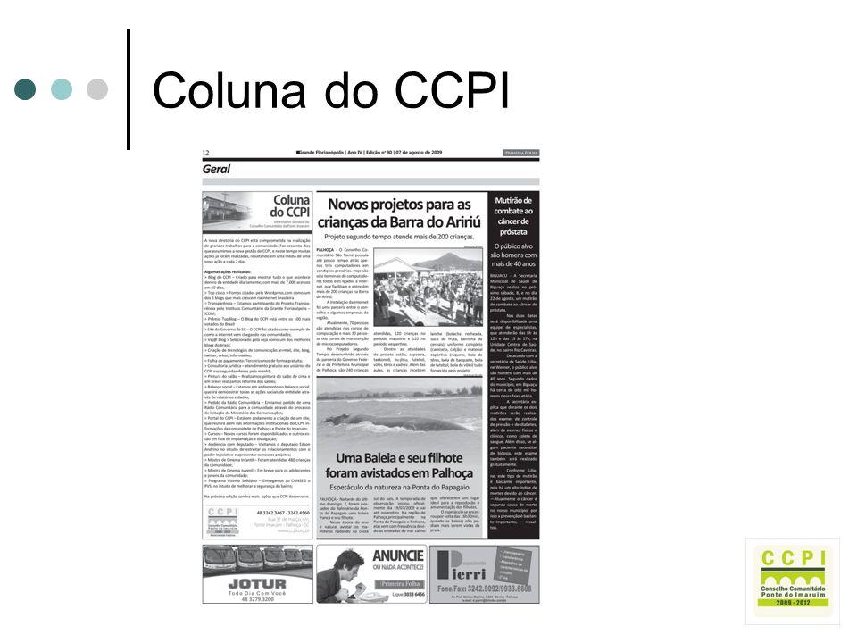 Coluna do CCPI