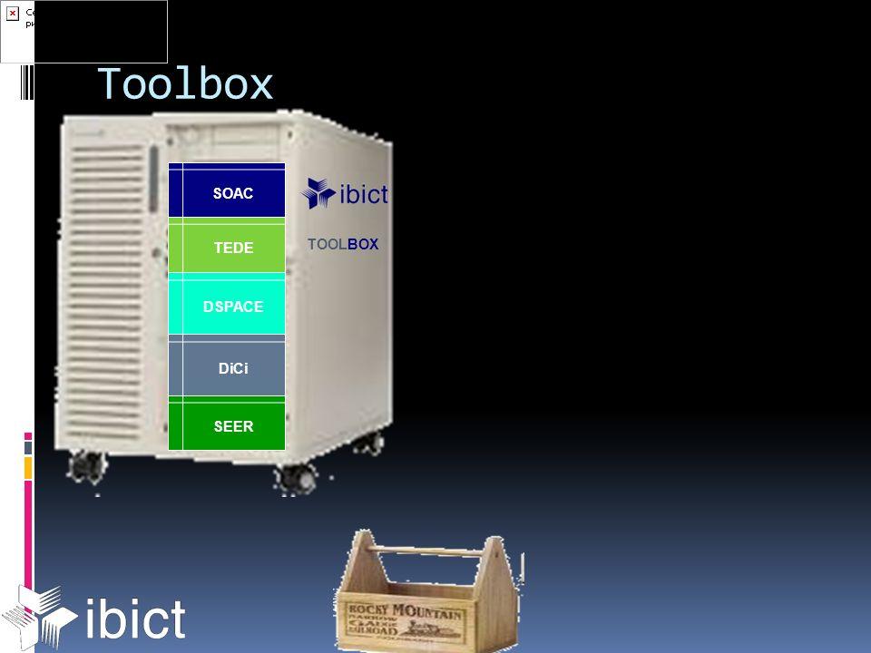 Toolbox DSPACE TOOLBOX DiCi SEER TEDE SOAC