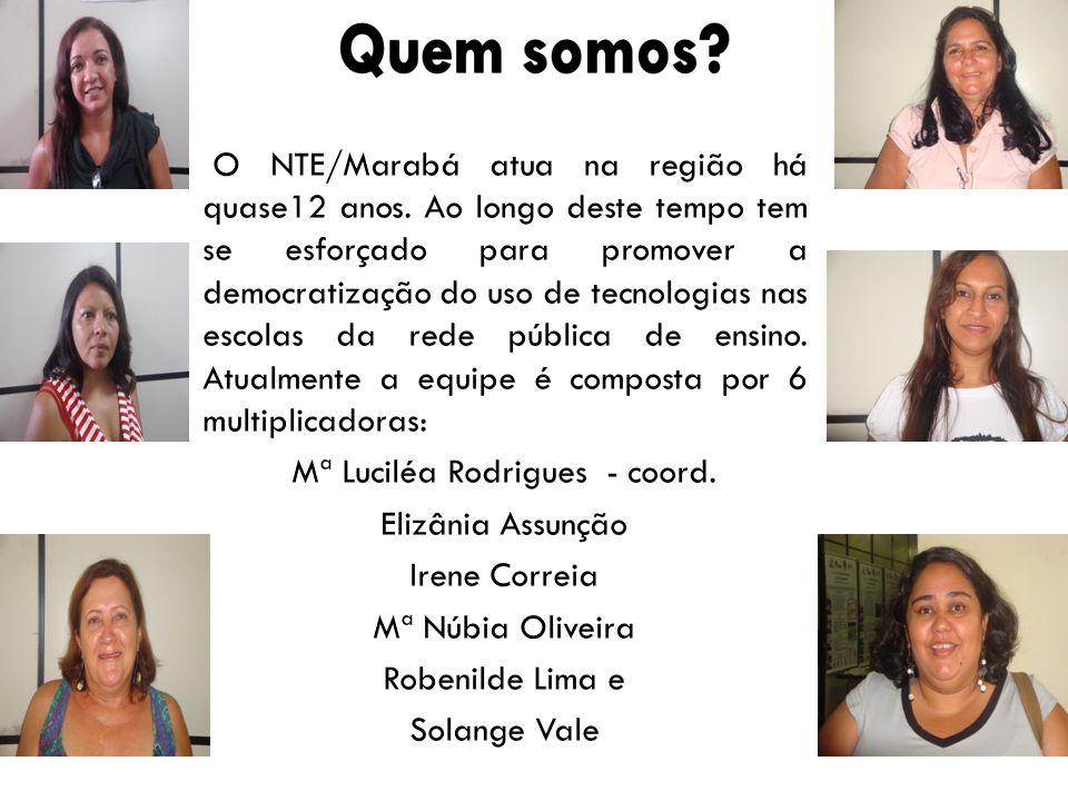 O NTE/Marabá atua na região há quase12 anos.