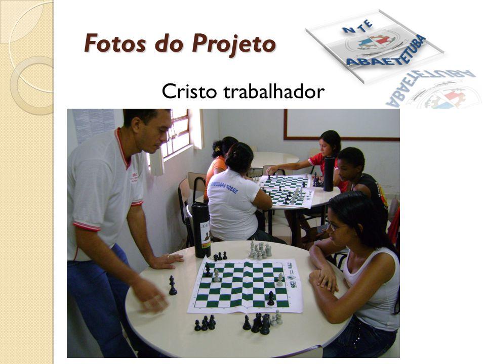 Fotos do Projeto Cristo trabalhador