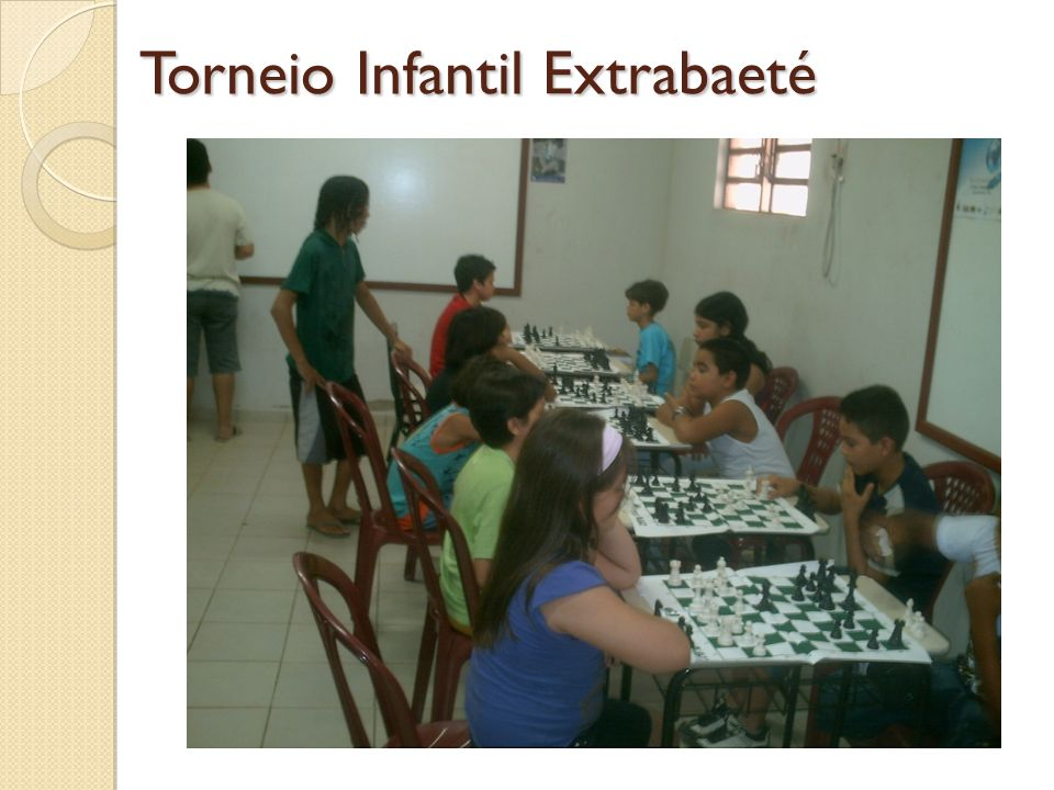 Torneio Infantil Extrabaeté