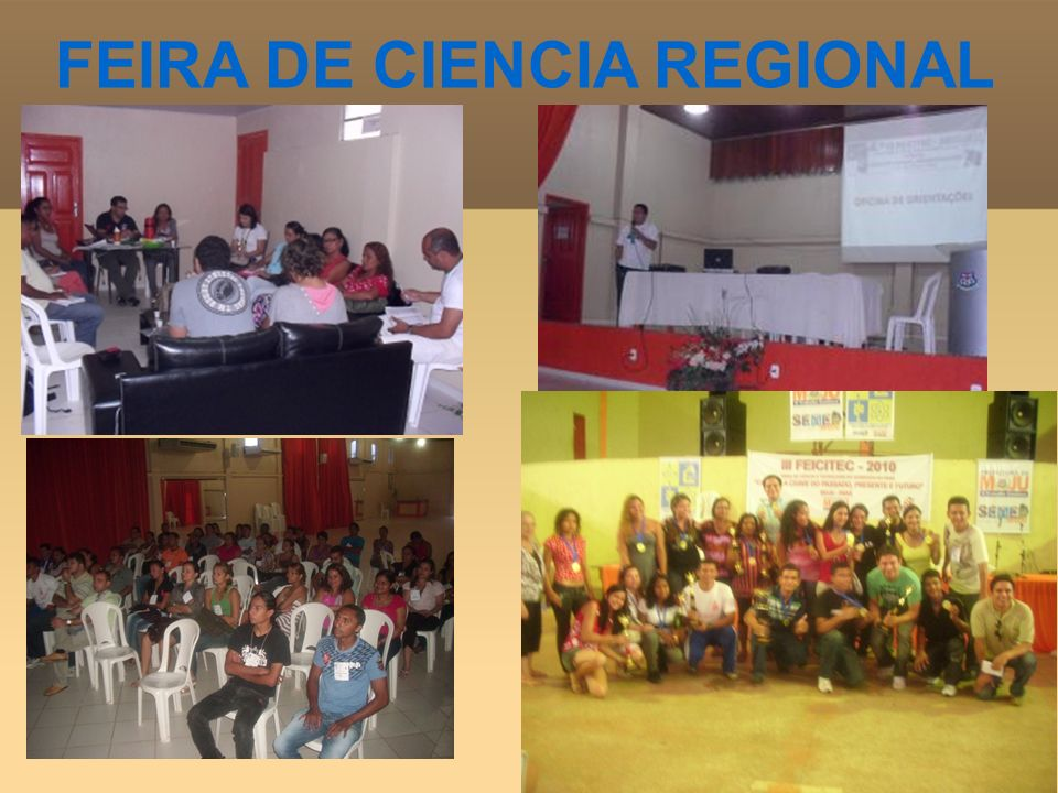 FEIRA DE CIENCIA REGIONAL